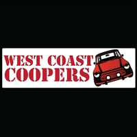 West Coast Coopers Rectangle