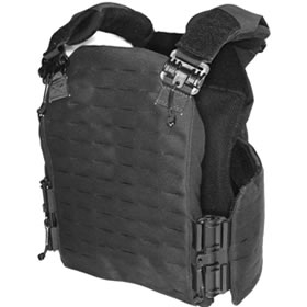 Firstspear Strandhogg Mbav Cut Plate Carrier Medium Black