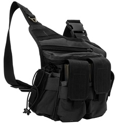 US PEACEKEEPER® RAPID DEPLOYMENT PACK (BLACK)