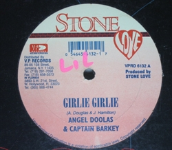 Angel Doolas & Captain Barkey / Tony Curtis Girlie Girlie / I'm Going Crazy