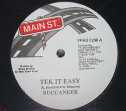 Buccaneer / Sleng Shot & Mexican Tek It Easy / Girls Selector