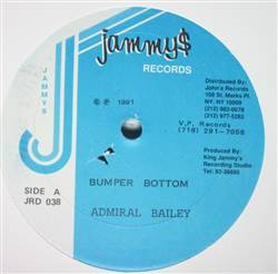 Admiral Bailey Bumper Bottom