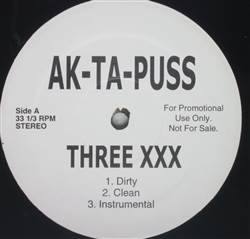 Ak-Ta-Puss Three XXX