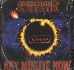 Machel Montano & Xtatik Any Minute Now