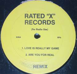 Brainstorm / Deodato / Shalamar Lovin' Is Really My Game / Are You For Real / This Is For The Lover In You