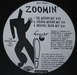 Nomar Zoomin' (Remixes)