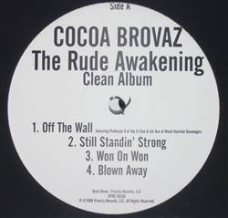Cocoa Brovaz The Rude Awakening (Clean Album)