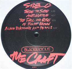 Blackalicious The Craft (Disc 2 Only)
