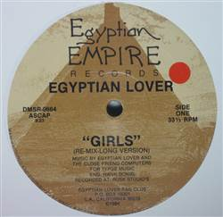 Egyptian Lover Girls / Voices
