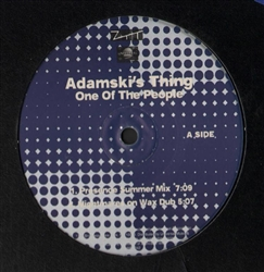 Adamski's Thing One Of The People