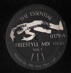 Unknown The Essential Freestyle Mix Vol. 1