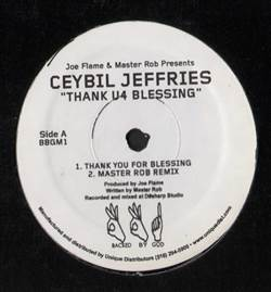Ceybil Jeffries Thank U 4 Blessing