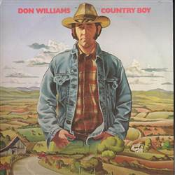 Don Williams Country Boy