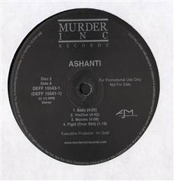 Ashanti Ashanti (Promo Album) (Disc 2 Only)