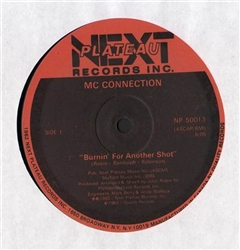 MC Connection / C-Bank Burnin' For Another Shot / One More Shot (Instrumental)