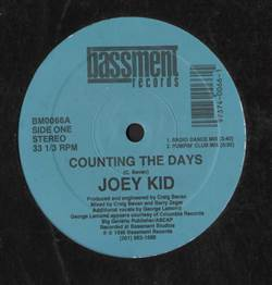 Joey Kid Counting The Days