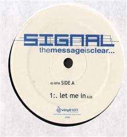 Signal Let Me In / Falling Away (Remix) / Down From Up