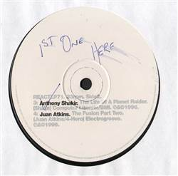 Various True People: The Detroit Techno Album (Disc 1 Only)