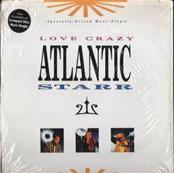 Atlantic Starr Love Crazy