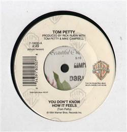 Tom Petty / Prince You Don't Know How It Feels / Mary Jane's Last Dance / Purple Rain