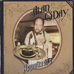 Alan O'Day Appetizers