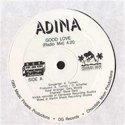 Adina Good Love