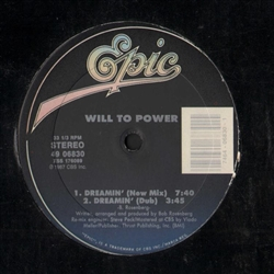 Will To Power Dreamin'