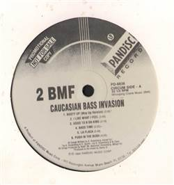 2 BMF Caucasian Bass Invasion (Promo Album)