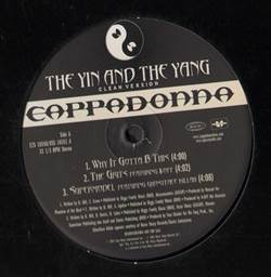 Cappadonna The Yin And The Yang (Clean Versions)