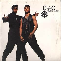 C & C Music Factory Anything Goes (Disc 1 Only)