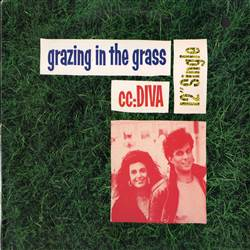 cc: Diva Grazing In The Grass