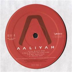 Aaliyah Aaliyah (Disc 2 Only)