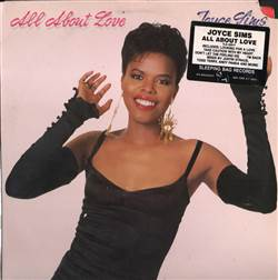 Joyce Sims All About Love (Promo Album)