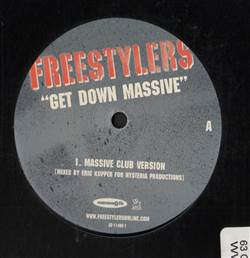 Freestylers Get Down Massive (Eric Kupper Mixes)