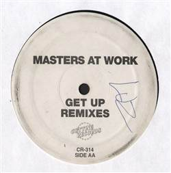 Masters At Work Get Up (Remixes)