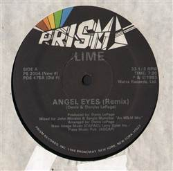 Lime Angel Eyes (Remix)