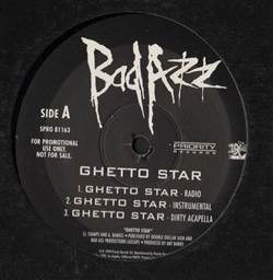 Bad Azz Ghetto Star