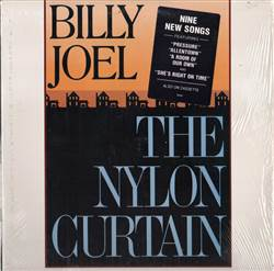 Billy Joel The Nylon Curtain