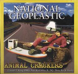Animal Crackers National Geoplastic