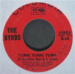 Byrds Turn! Turn! Turn! (To Everything There Is A Season)