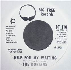 Dorians Means And Ways / Help For My Waiting