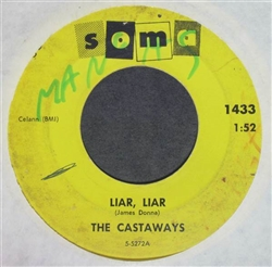 Castaways Liar, Liar / Sam