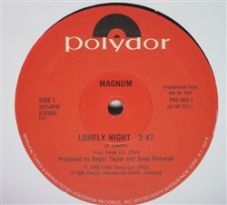 Magnum Lonely Night