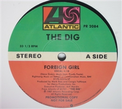 Dig Foreign Girl