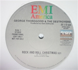 George Thorogood & The Destroyers Rock And Roll Christmas