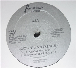 Aja Get Up And Dance