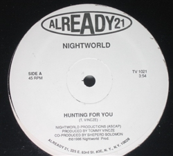 Night World Hunting For You