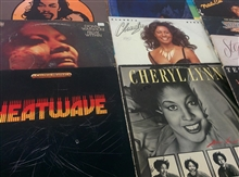 Funk/Soul/Disco - Lot of 15 LP Albums Wax Pack