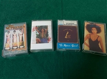 Hip Hop/West - Lot of 5 Funk/Soul - Lot of 4 Diana Ross Cassettes