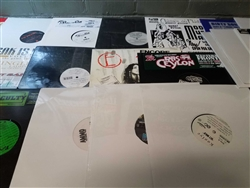 "Hip Hop (Underground/Indie) - Lot of 100 12"" Singles"